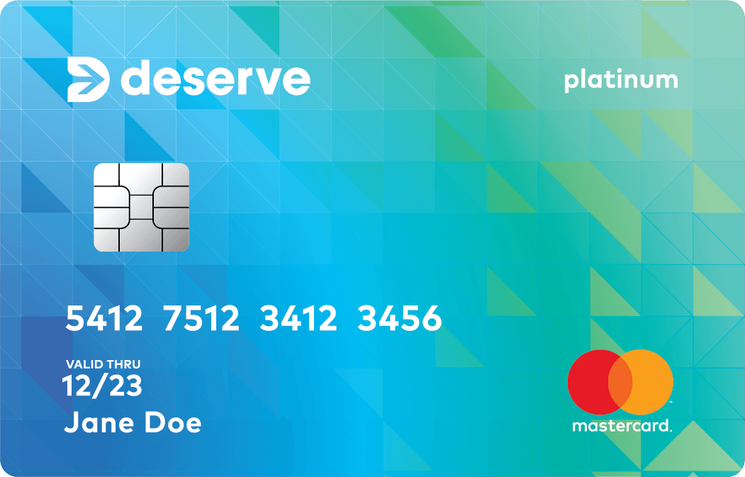 Deserve Classic Mastercard Review: No Credit History Required