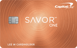 Capital One® SavorOne℠ Rewards