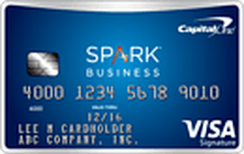 Capital One Spark Miles for Business Credit Card Review