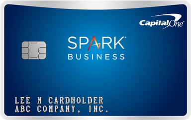 Capital One® Spark® Miles Select for Business Credit Card Review