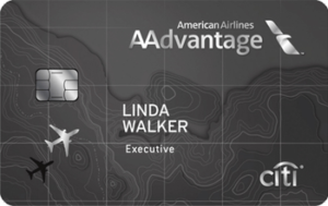 AAdvantage Executive World Elite Credit Card