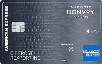 Marriott Bonvoy Business American Express Review