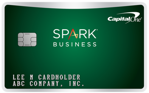 Capital One® Spark® Cash Select for Business Credit Card Review